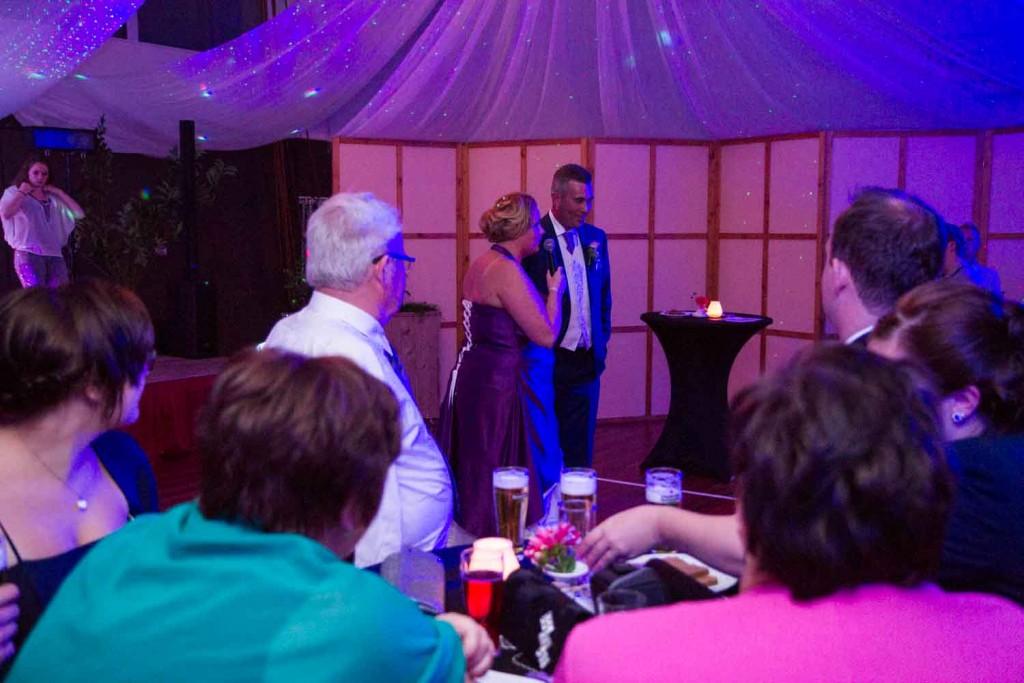 Bruiloft in de ploats